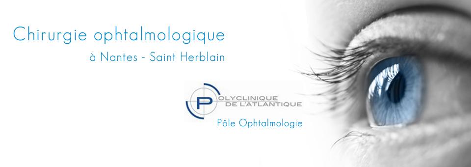 Bienvenue sur le site du Dr Leininger, ophtalmologiste à St-Herblain (44)