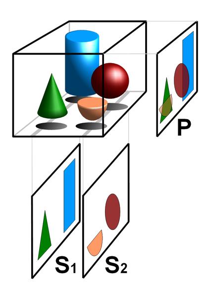 Illustration de la tomographie